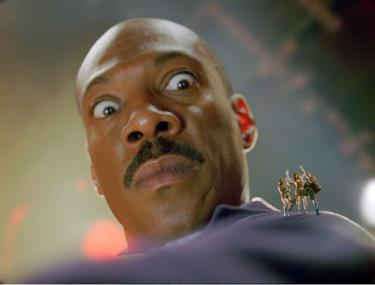 "Eddie Murphy as Dave Ming Chang in ""Meet Dave."""